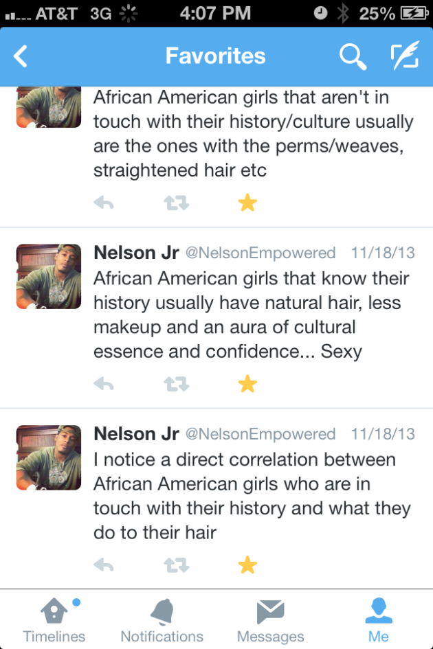 Natural vs. Relaxed: Do natural hair girls know more about African American history?