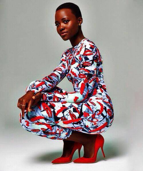 Excuse me Lupita... Can I BE YOU?